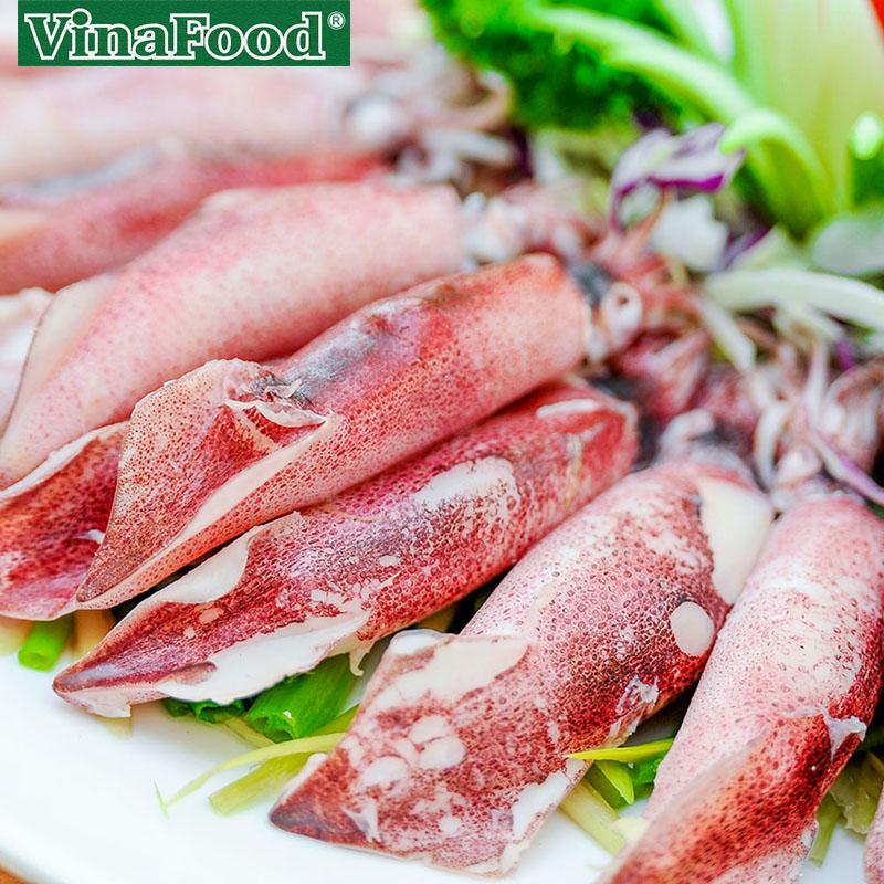 Hải sản tươi sống - loại nào tốt cho sức khỏe?