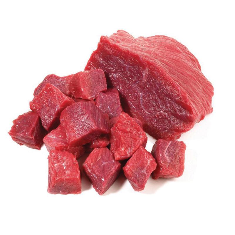 phần thịt đùi ngọ bò